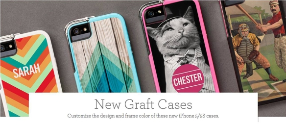 Custom graphics on your iPhone case